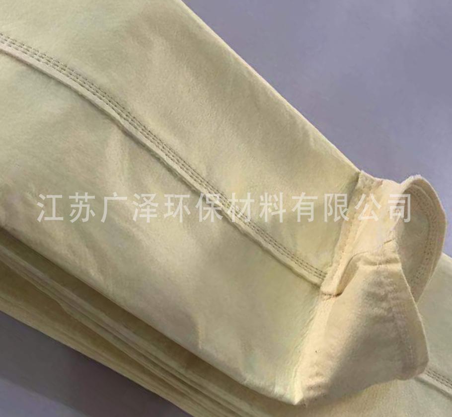 可以预防覆膜滤袋撕裂的方式